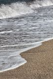 plażowy kefalonia Fotografia Royalty Free