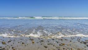 plażowy krajobrazu Obraz Stock