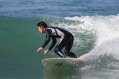 Plażowy Manhattan Surfing zdjęcie royalty free