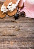 Plażowy materiał zdjęcia stock