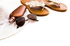 Plażowy materiał fotografia stock