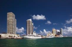 plażowy Miami Obraz Royalty Free