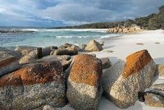 plażowy narożnikowy cosy Zdjęcia Royalty Free