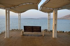 plażowy nieżywy morze Obrazy Royalty Free
