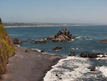 plażowy otoczak Zdjęcia Royalty Free