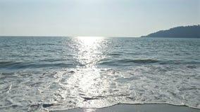 Plażowy Panning w Mo 3 zbiory wideo