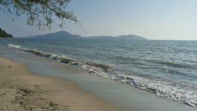 Plażowy Panning w Mo 1 zbiory