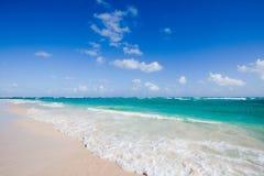 plażowy piękny Zdjęcia Royalty Free