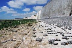 plażowy piękny zdjęcie stock