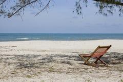 plażowy piękny cambodian Zdjęcia Stock