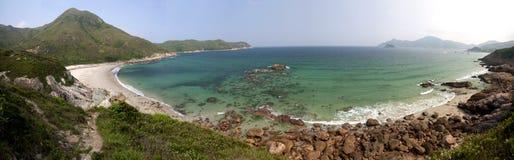 plażowy piękny Hong kong kung sai Fotografia Royalty Free