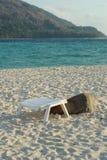 plażowy piękny morze Zdjęcia Royalty Free