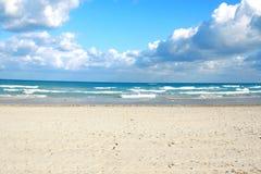plażowy piękny tropikalny Zdjęcie Stock