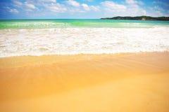 plażowy piaskowaty zdjęcia royalty free