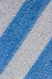 Plażowy ręcznik fotografia stock