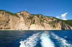 plażowy raj Zdjęcie Stock