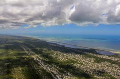 Plażowy raj, cudowna plaża, plaża w regionie Arraial robi Cabo, stan Rio De Janeiro, Brazylia Ameryka Południowa zdjęcia stock