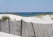 plażowy sceniczny fotografia stock