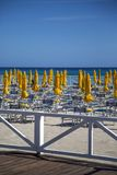 plażowy sicilian Obrazy Royalty Free