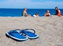 plażowy spanish obraz stock