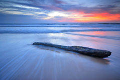 plażowy szalunek Zdjęcie Royalty Free