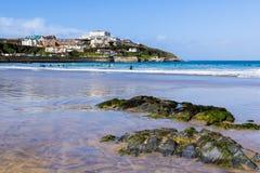 plażowy towan Zdjęcie Royalty Free