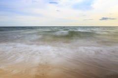 plażowy ujawnienie tęsk zdjęcie royalty free