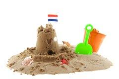 plażowy wakacje fotografia stock