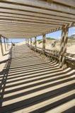 plażowy wejście Obrazy Royalty Free