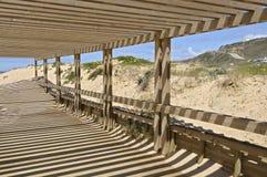 plażowy wejście Obraz Stock