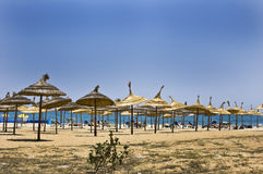 plażowy wspaniały Fotografia Royalty Free