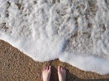 Plaża Zdjęcie Royalty Free
