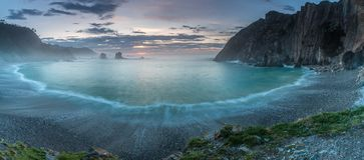 Plaża cisza zdjęcie stock