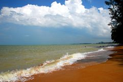 plaże Zdjęcie Stock