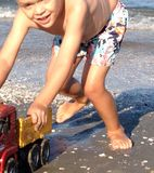 plaże Fotografia Stock