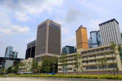The pla hong kong garrison headquarter Royalty Free Stock Image