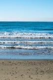 Plaża i ocean Fotografia Stock