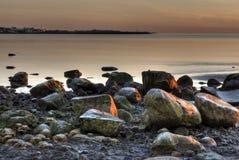 plaża ii Fotografia Stock