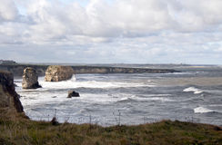 plaża marsden Zdjęcia Stock