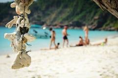 plaż naboje Zdjęcia Royalty Free