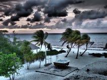 Plaża od pokoju hotelowego Obraz Royalty Free