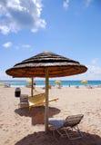 plażowa Florydy otoczenia Obraz Stock
