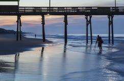 Plażowa fotografia Obraz Stock