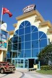 plażowa kakaowa Florida jon ron s sklepu kipiel Zdjęcia Royalty Free