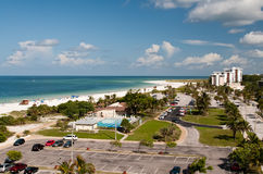 plażowa kluczowa lido Sarasota sjesta Obraz Royalty Free