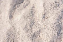 Plażowa piasek tekstura Obrazy Stock