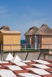 plażowa sceneria Zdjęcie Stock