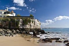 plażowi cascais Zdjęcie Royalty Free