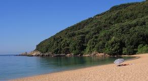 plażowi lichnos Obraz Stock