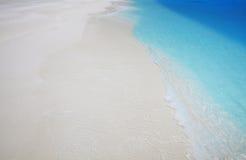 plażowi Maldives Fotografia Royalty Free